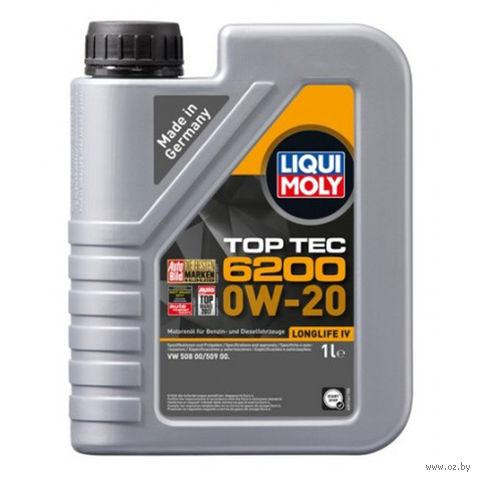 "Масло моторное ""Top Tec 6200"" 0W-20 (1 л) — фото, картинка"