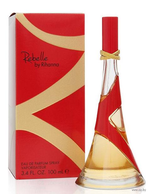 "Парфюмерная вода для женщин Rihanna ""Rebelle"" (100 мл) — фото, картинка"