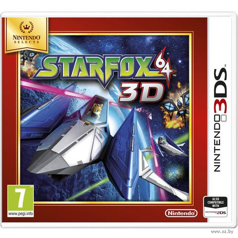 Star Fox 64 - Nintendo Select (Nintendo 3DS)
