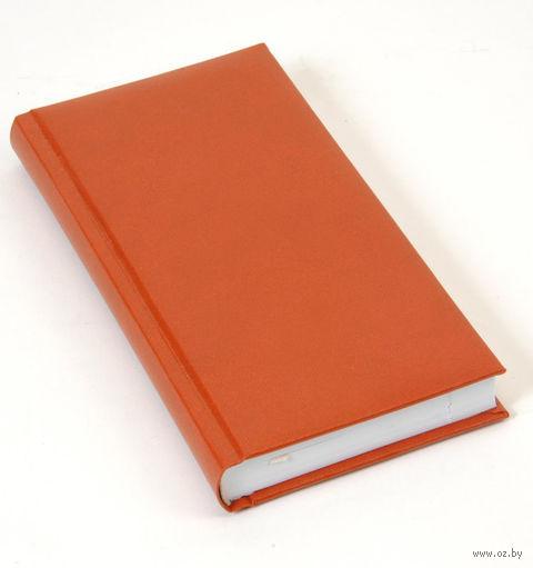 """Ежедневник полудатированный """"Вояж. Дюна"""" (193х100 мм, 360 страниц, оранжевый)"""