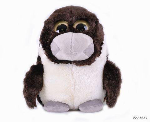 """Мягкая игрушка """"Пингвин Глазастик"""" (17 см)"""