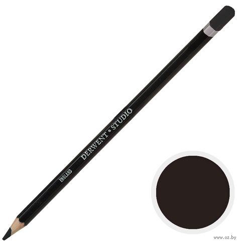 Карандаш цветной Studio 66 (шоколадный)