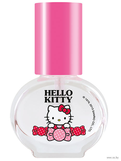 "Лак для ногтей ""Hello Kitty"" (тон: 07)"