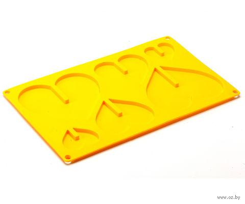 """Форма силиконовая для выпекания """"3D Сердце"""" — фото, картинка"""