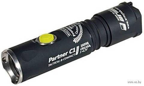 Фонарь Armytek Partner C1 Pro v3 XP-L (белый свет) — фото, картинка