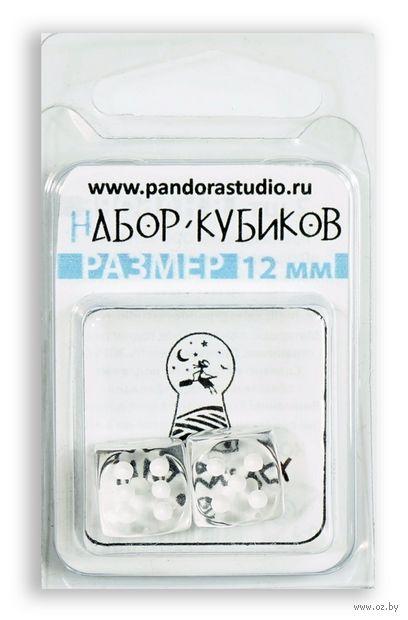 """Набор кубиков """"Прозрачный"""" (2 шт.; в ассортименте) — фото, картинка"""