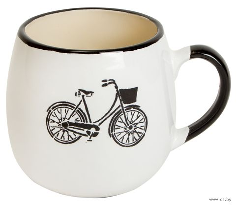 "Кружка ""Велосипед"" — фото, картинка"