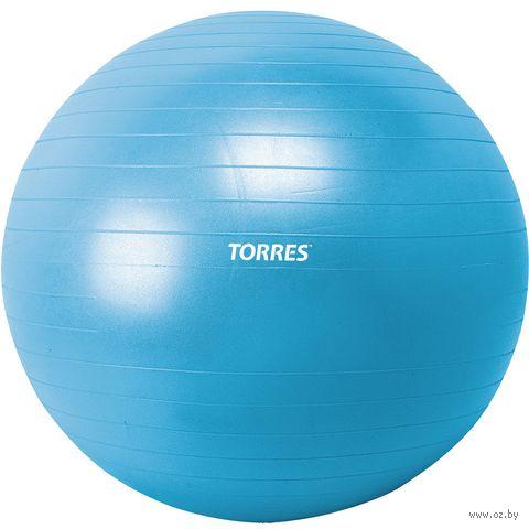 Фитбол 65 см (голубой; арт. AL100165) — фото, картинка