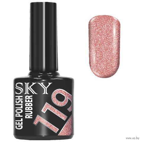"""Гель-лак для ногтей """"Sky"""" тон: 119 — фото, картинка"""