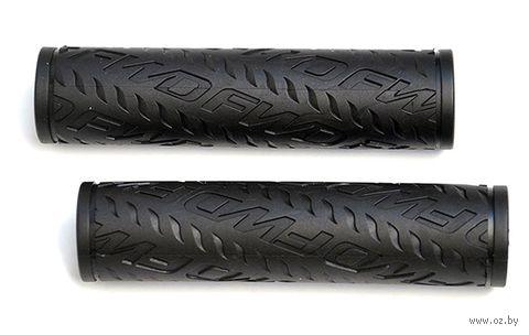 """Грипсы для велосипеда """"HL-G309"""" (чёрные) — фото, картинка"""