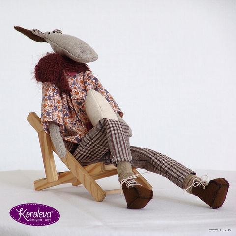 "Кукла ""Лось"" — фото, картинка"