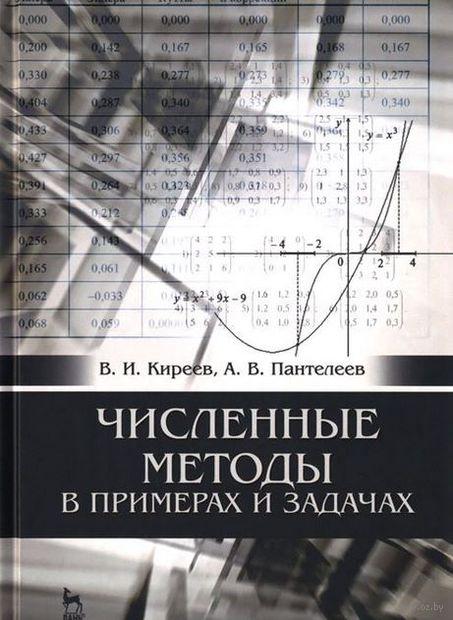 Численные методы в примерах и задачах. В. Киреев, Андрей Пантелеев