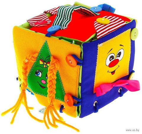 """Кубик """"Куб-сумка"""" (12 см) — фото, картинка"""