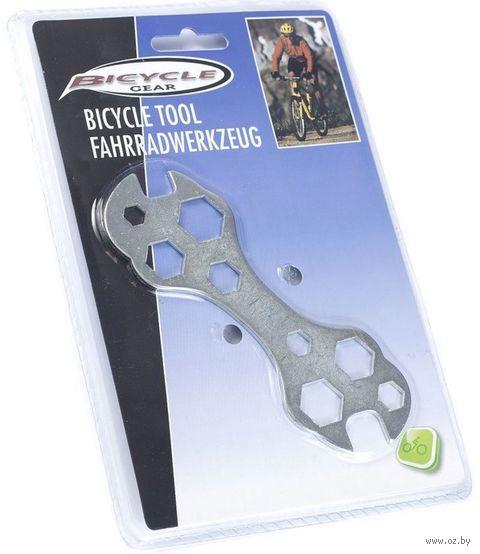 Инструмент многофункциональный для велосипеда (10 функций) — фото, картинка