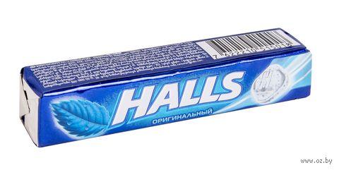"""Леденцы """"Halls. Оригинальный"""" (25 г) — фото, картинка"""