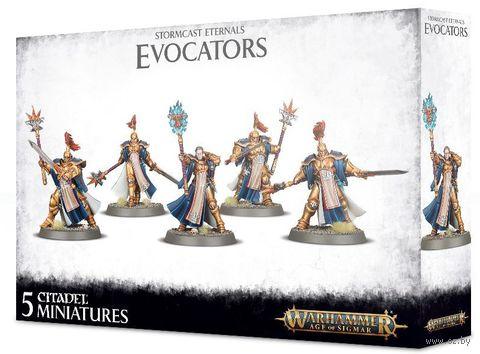 Warhammer Age of Sigmar. Stormcast Eternals. Evocators (96-42) — фото, картинка