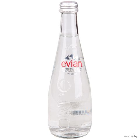 """Вода минеральная """"Evian"""" (330 мл) — фото, картинка"""