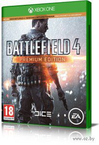 Battlefield 4. Premium Edition (Xbox One)