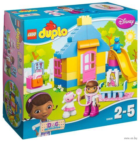 """LEGO Duplo """"Больница Доктора Плюшевой"""""""