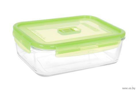 Контейнер для еды (0,38 л; зеленый) — фото, картинка