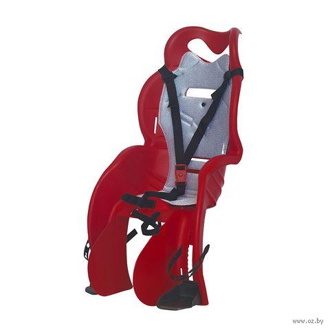 """Кресло велосипедное детское """"SANBAS T"""" (красное) — фото, картинка"""