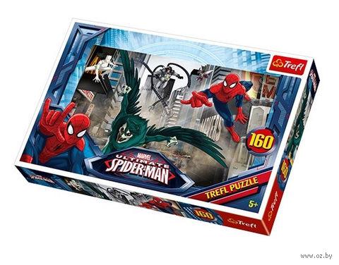 """Пазл """"Человек-паук. В погоне"""" (160 элементов) — фото, картинка"""