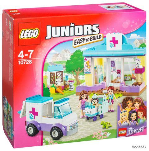 "LEGO Juniors ""Ветеринарная клиника Мии"" — фото, картинка"