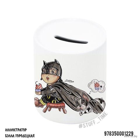 """Копилка """"Бэтмен"""" (арт. 1229) — фото, картинка"""