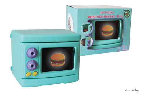 """Игровой набор """"Микроволновая печь"""""""