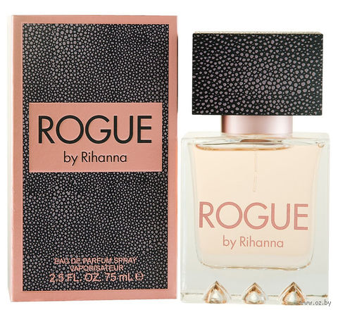 """Парфюмерная вода для женщин Rihanna """"Rogue"""" (75 мл) — фото, картинка"""