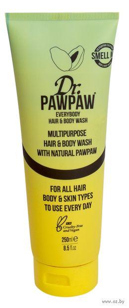 """Шампунь для волос и тела 2в1 """"Dr. PawPaw"""" (250 мл) — фото, картинка"""