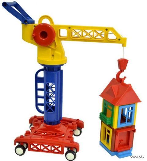 """Игровой набор """"Строим дом"""" — фото, картинка"""