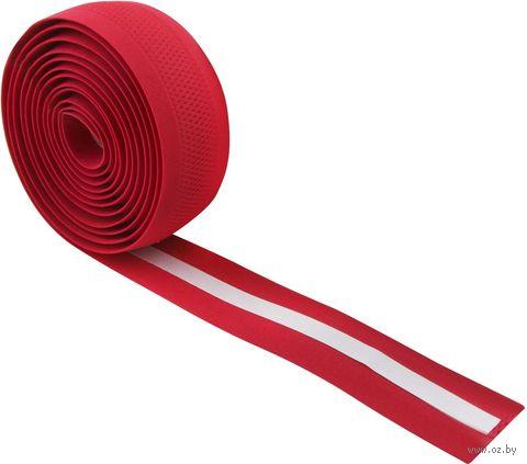 Обмотка велосипедного руля (красная; арт. 38033) — фото, картинка