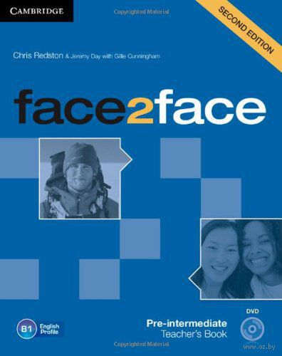 Face2Face. Pre-Intermediate. Teacher`s Book (+ DVD)