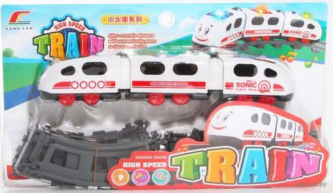 """Железная дорога """"High Speed Train"""""""