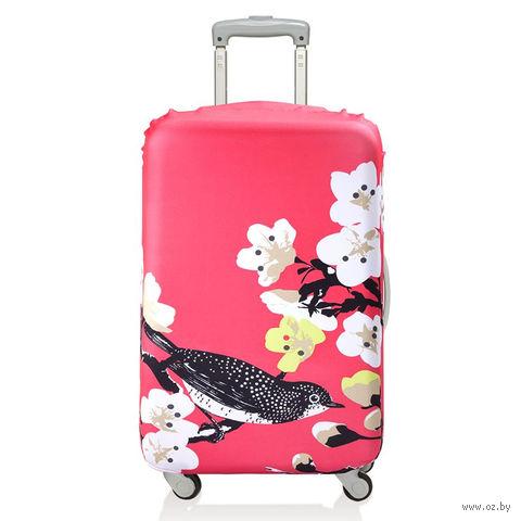 """Чехол для чемодана """"Cherry"""" (малый)"""