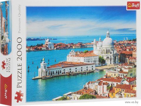 """Пазл """"Венеция. Италия"""" (2000 элементов) — фото, картинка"""