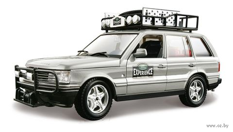 "Модель машины ""Bburago. Range Rover Safari"" (масштаб: 1/24) — фото, картинка"