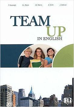 Team Up in English: Teacher's Book 1 (+ CD) — фото, картинка
