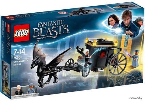 "LEGO Fantastic Beasts ""Побег Грин-де-Вальда"" — фото, картинка"