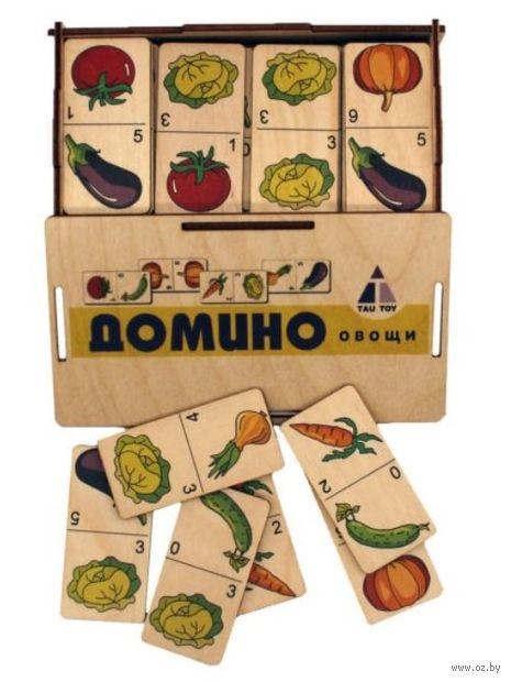 """Домино """"Овощи"""" — фото, картинка"""