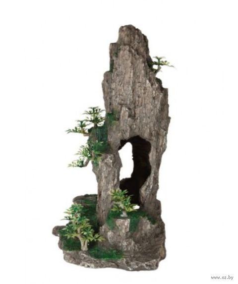 """Декорация для аквариума """"Горная лестница №2"""" (37 см, арт. 8858)"""