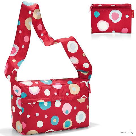 """Сумка складная """"Mini maxi citybag"""" (funky dots 2)"""