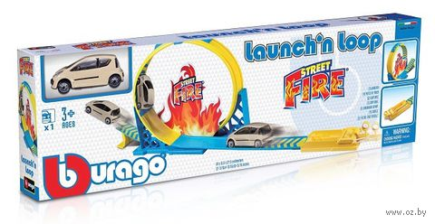 "Игровой набор ""Street Fire. Launch'n loop"" — фото, картинка"