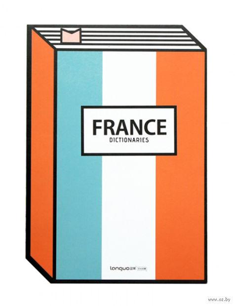 """Блокнот """"France"""" (А5) — фото, картинка"""