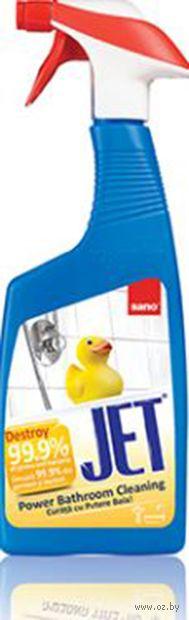 """Средство для чистки ванной комнаты """"Jet"""" (750 мл) — фото, картинка"""