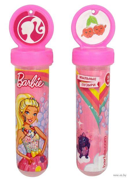 """Мыльные пузыри """"Barbie"""" (30 мл) — фото, картинка"""