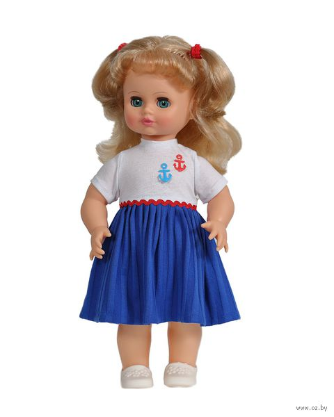 """Музыкальная кукла """"Инна"""" (43 см; арт. В1652/о) — фото, картинка"""