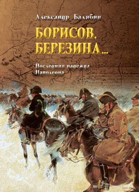 Борисов, Березина… Последняя надежда Наполеона. А. Балябин