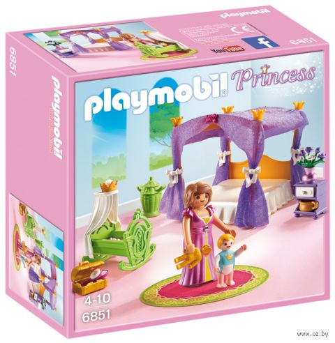 """Игровой набор """"Покои Принцессы с колыбелью"""" — фото, картинка"""